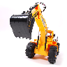 closeout excavator tractor toy