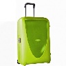 closeout green luggage