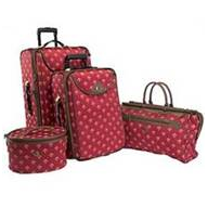closeout jcp luggage