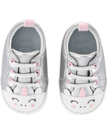 carters unicorn baby shoes