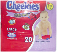 cheekies diapers