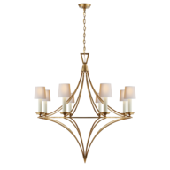 gold lighting fixture