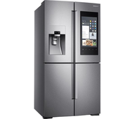 samsung smart fridge freezer