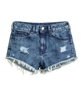 womens jeans shorts