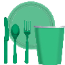 closeout tableware