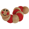 closeout toy earthworm