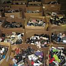 closeout used apparel