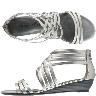 closeout womens gladiator sandals